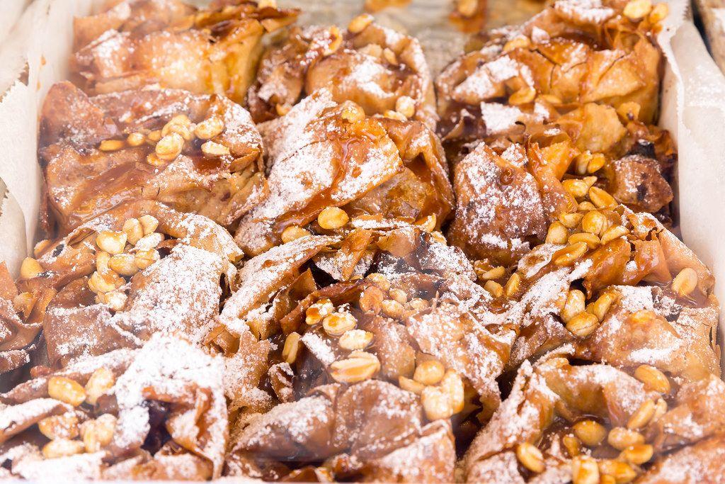 Poushe Strudel: Apfel Salted Caramell & Vanille