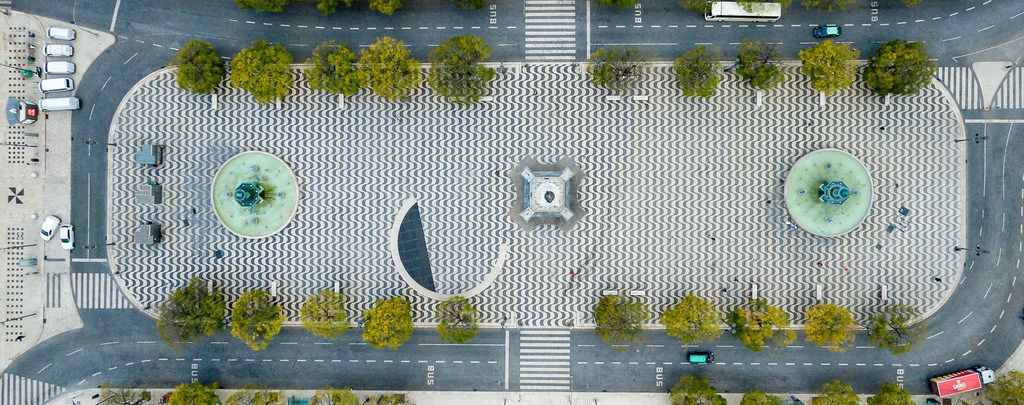 Praça Rossio (Rossio Square)