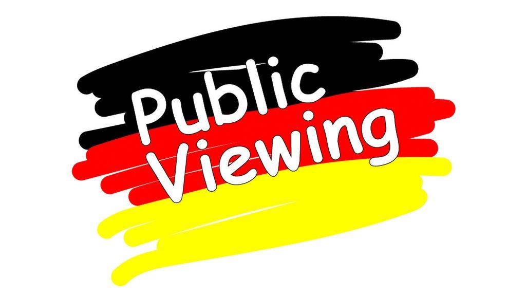 Public Viewing in Deutschland