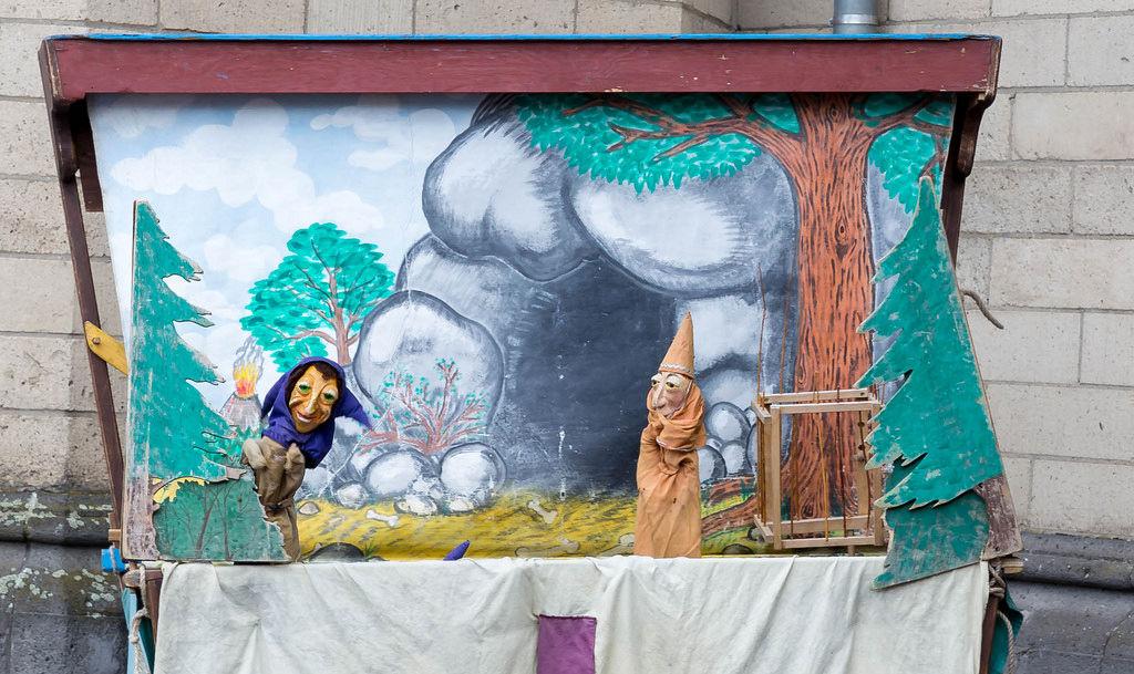 Puppentheater (Figurentheater)