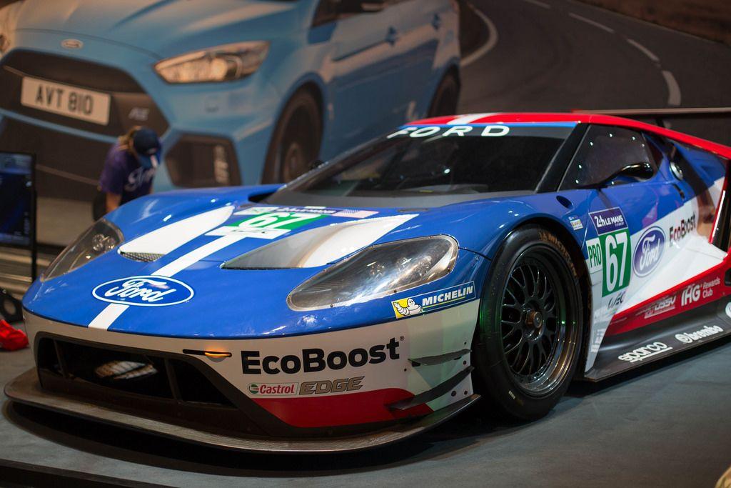 Racer Auto von Ford