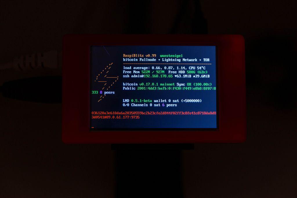 Rasperry Pi Hacking: Bitcion Fullnode + TOR