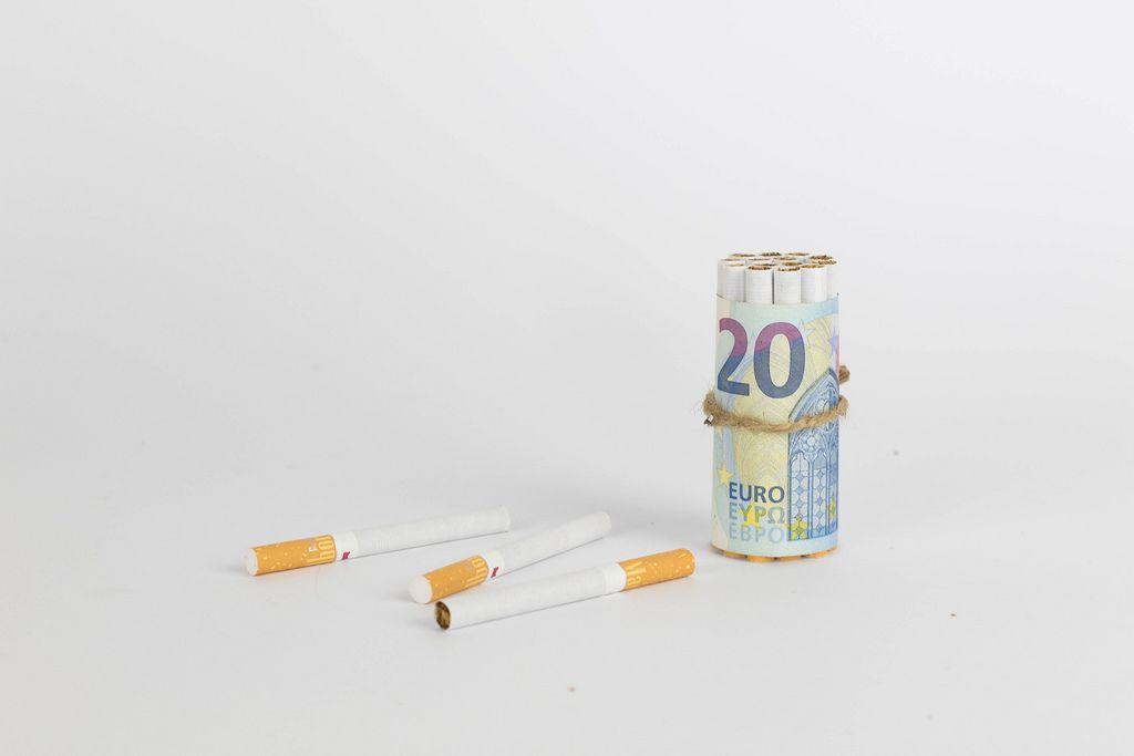 Rauchen ist teuer