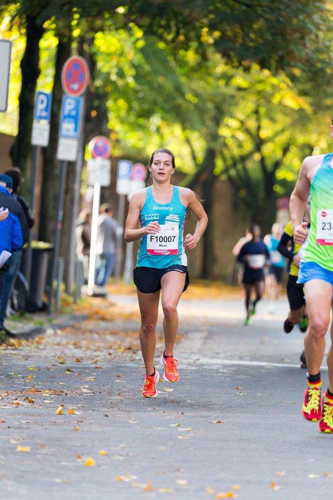 Rausch Moni - Köln Marathon 2017