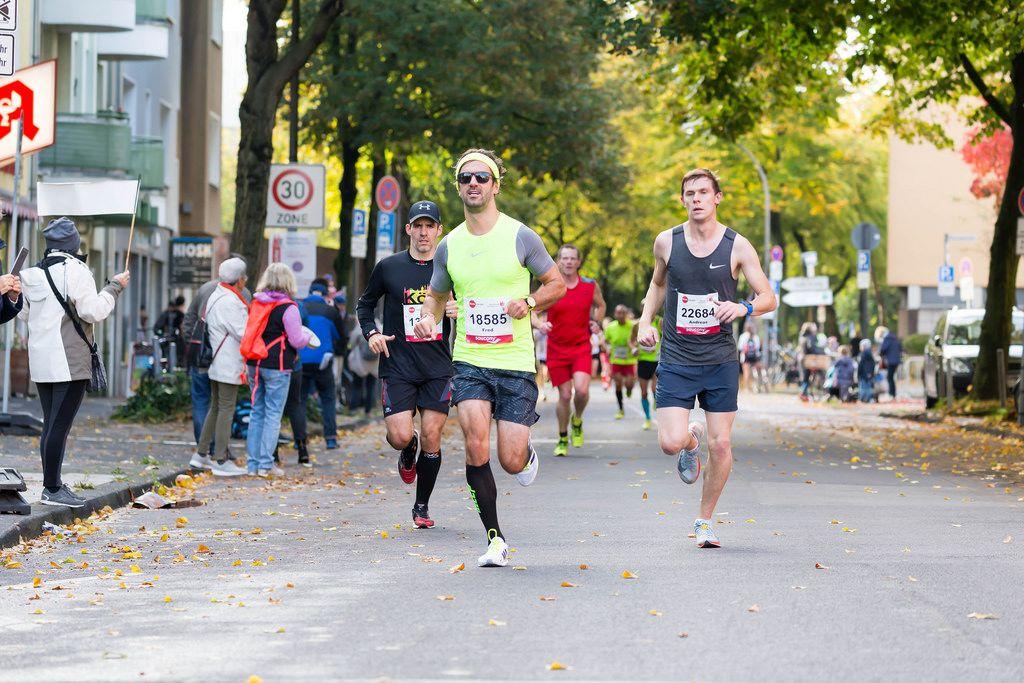 Reith Fred, Scholz Andreas - Köln Marathon 2017