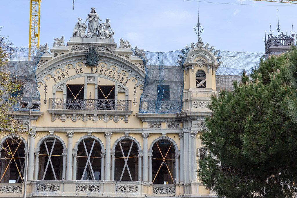 Restaurierung des geschichtsträchtigen, alten Zollamts
