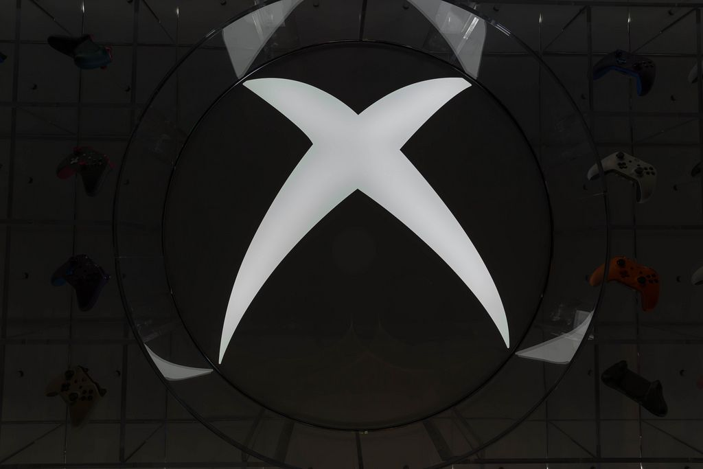 Riesiges Xbox One Logo - Gamescom 2017, Köln