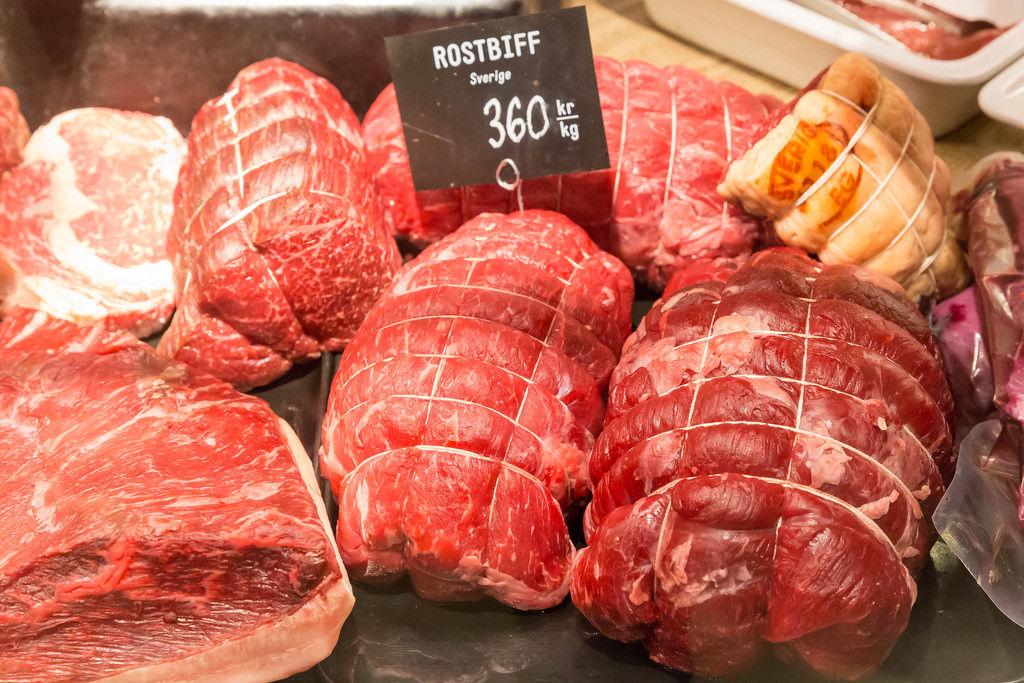 Roast Beef Auswahl