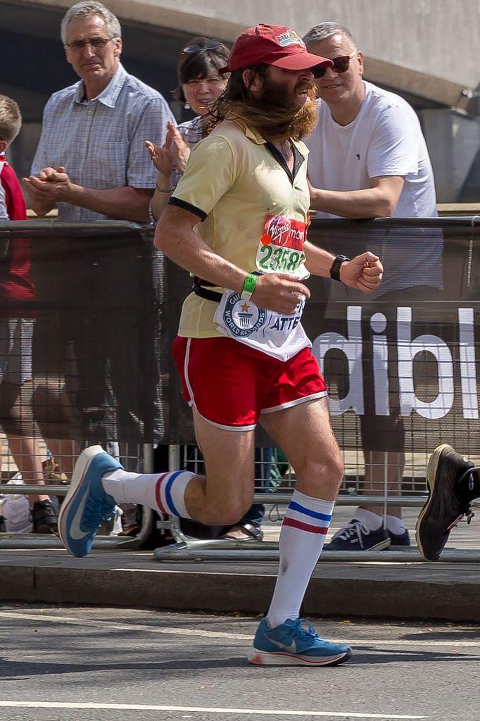 Rob Pope - London Marathon 2018