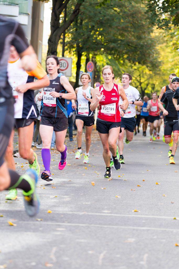 Roche Liz, Hinze Katja, Wienstroth Ilka - Köln Marathon 2017