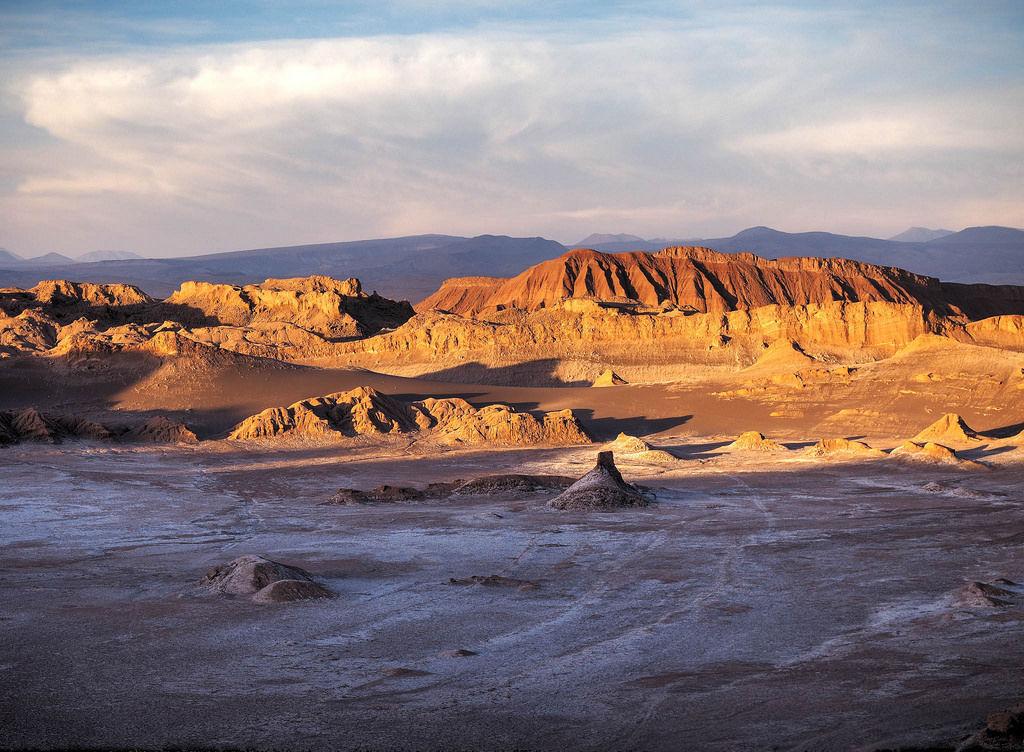Rocky landscape / Felsige Landschaft