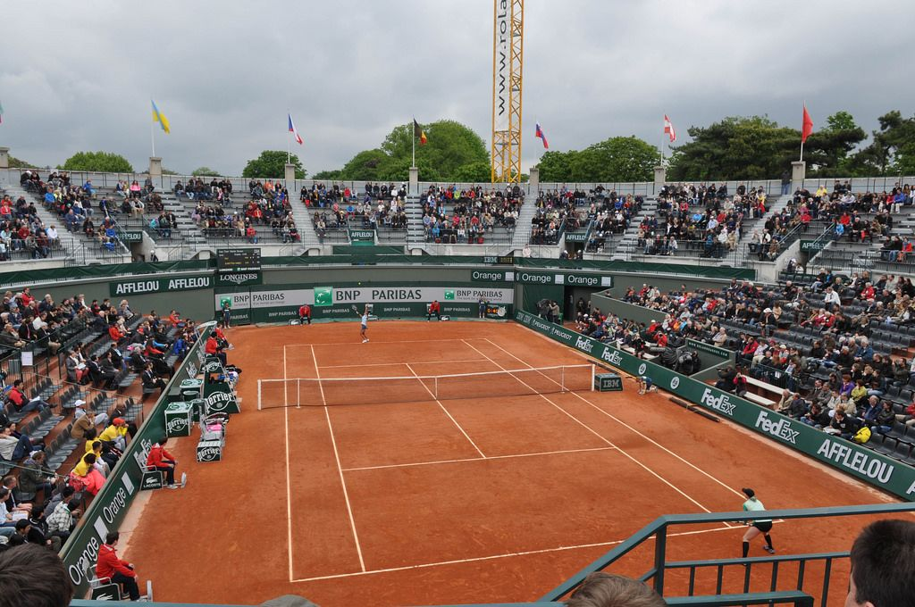 Roland-Garros Tennis French Open in Paris 2013