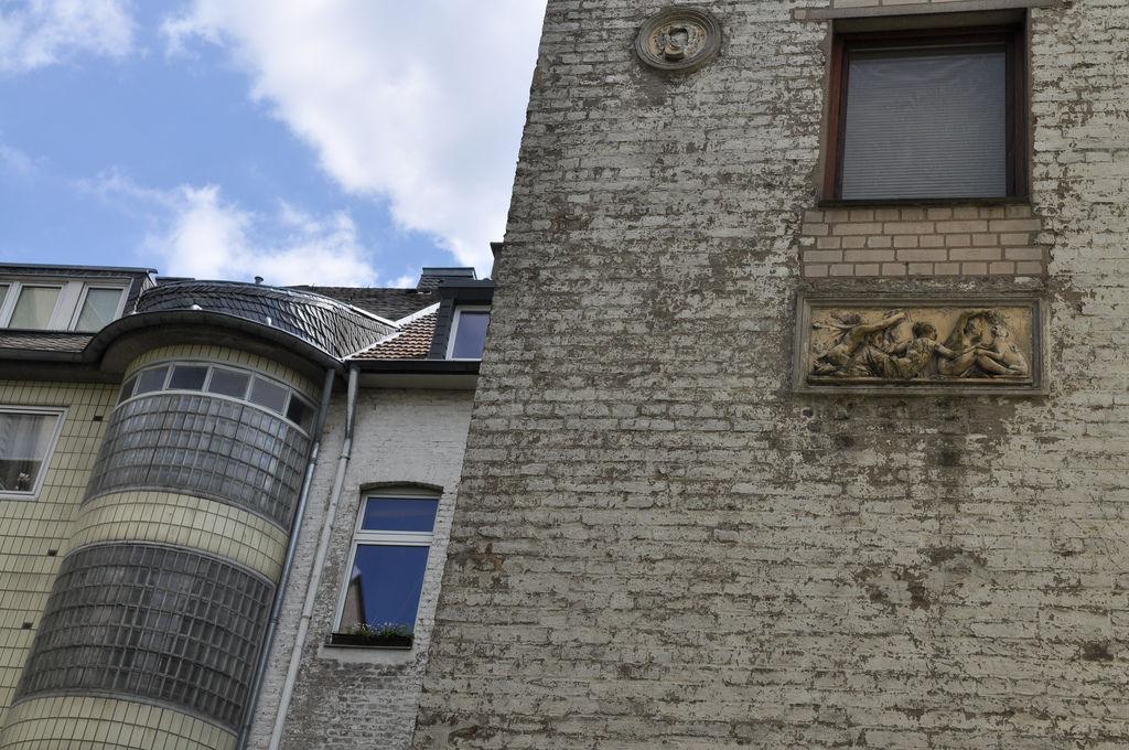 Römischer Turm in Köln