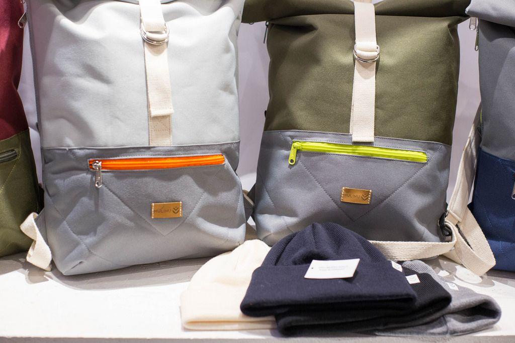 Rucksäcke, Taschen und Mützen von MULINU