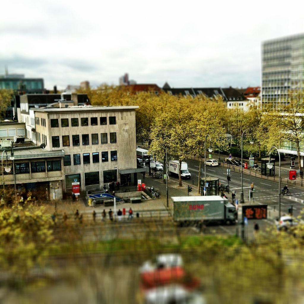 Rudolfplatz Köln