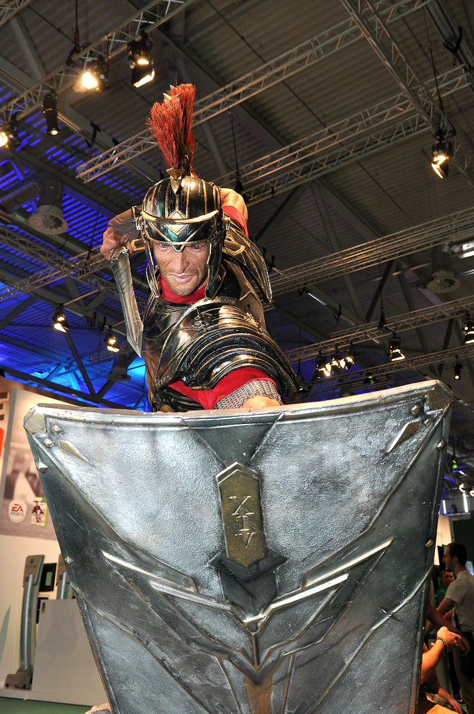Ryse - Son of Rome @ Gamescom