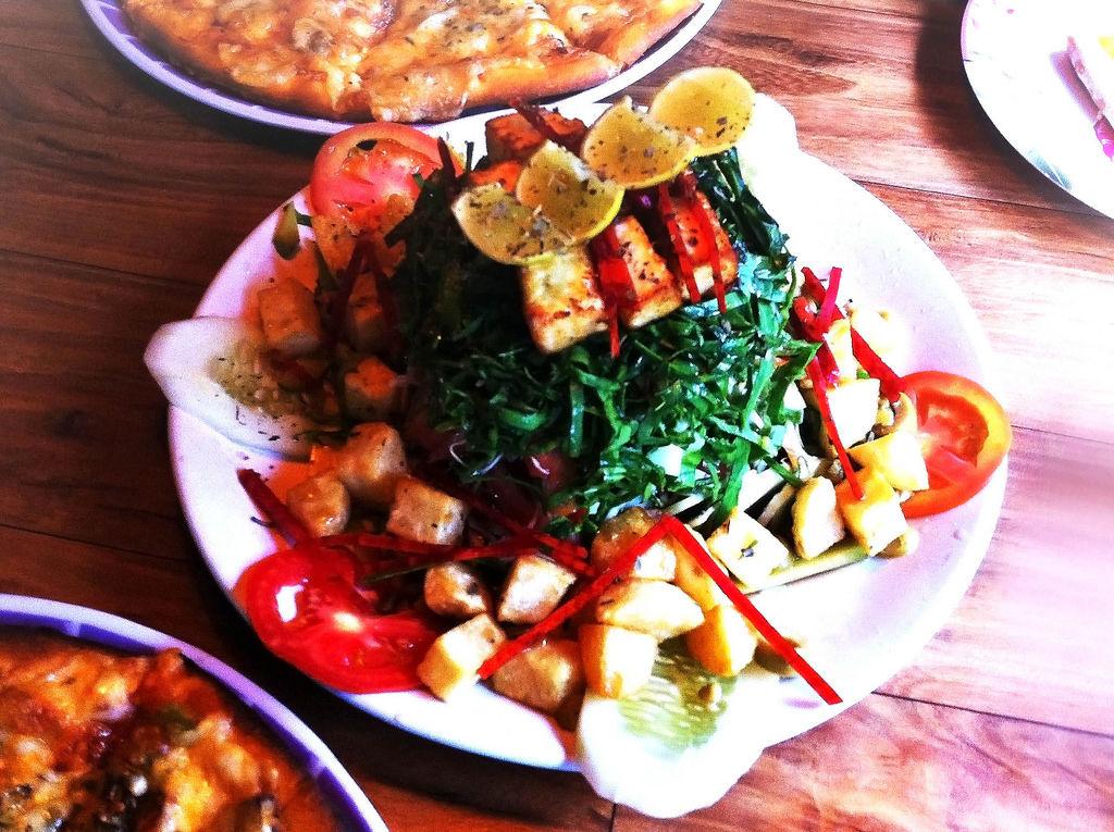"Salad ""Union"" by Tibetan cooks"