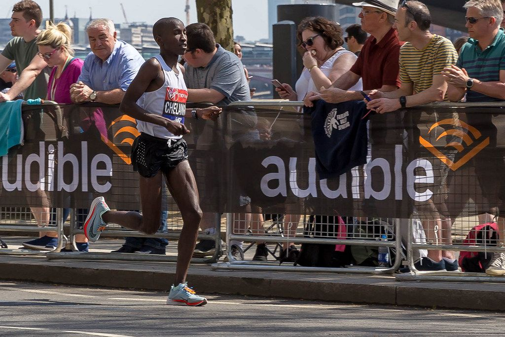 Samuel Chelanga - London Marathon 2018