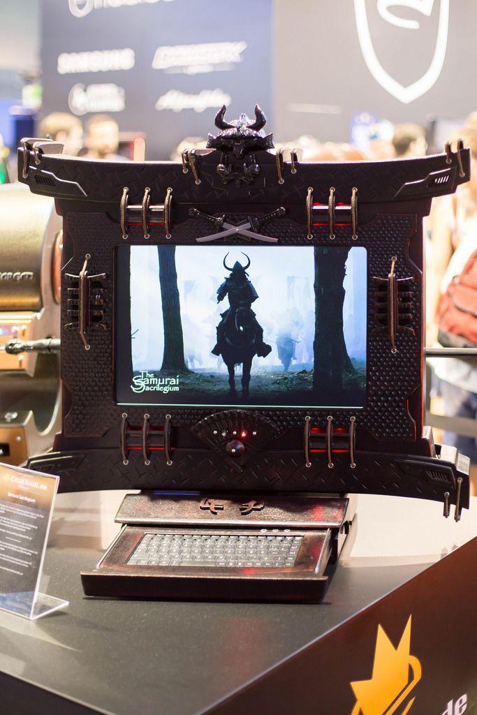Samurai Bildschirm-Gehäuse von Caseking