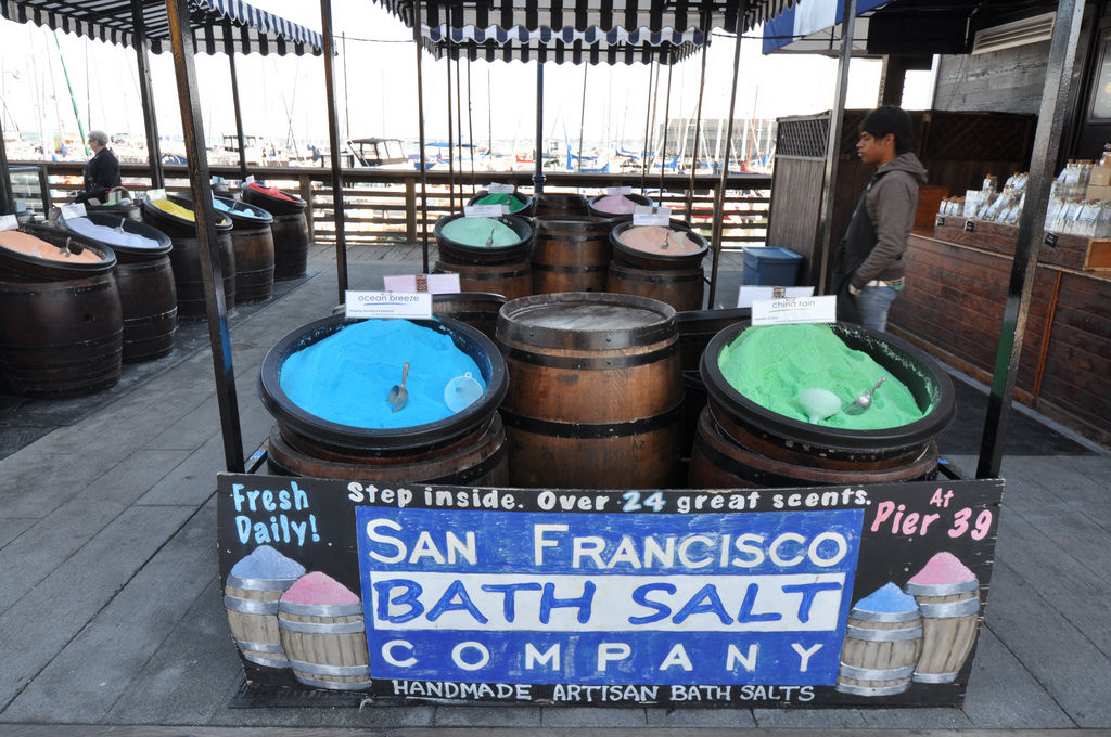 San Francisco Bath Salt Company (Fisherman's Warf)