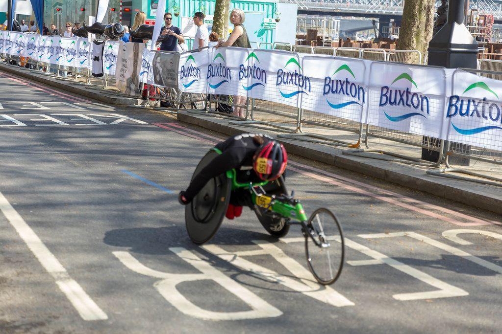 Sandra Graf - London Marathon 2018