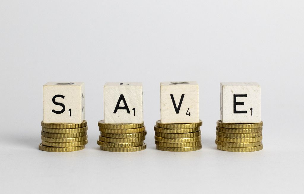 Save text on coins