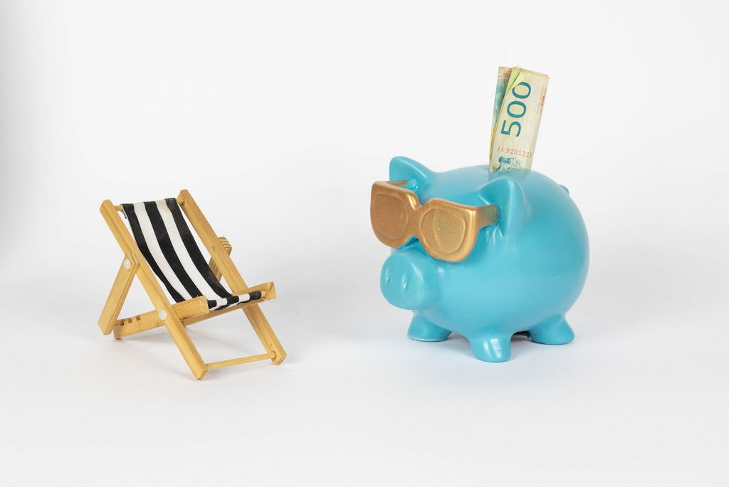 Saving for vacations