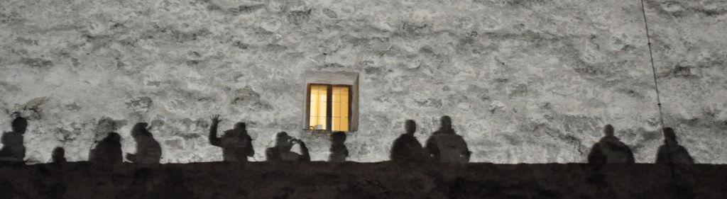 Schattenspiele auf Festung Hohensalzburg