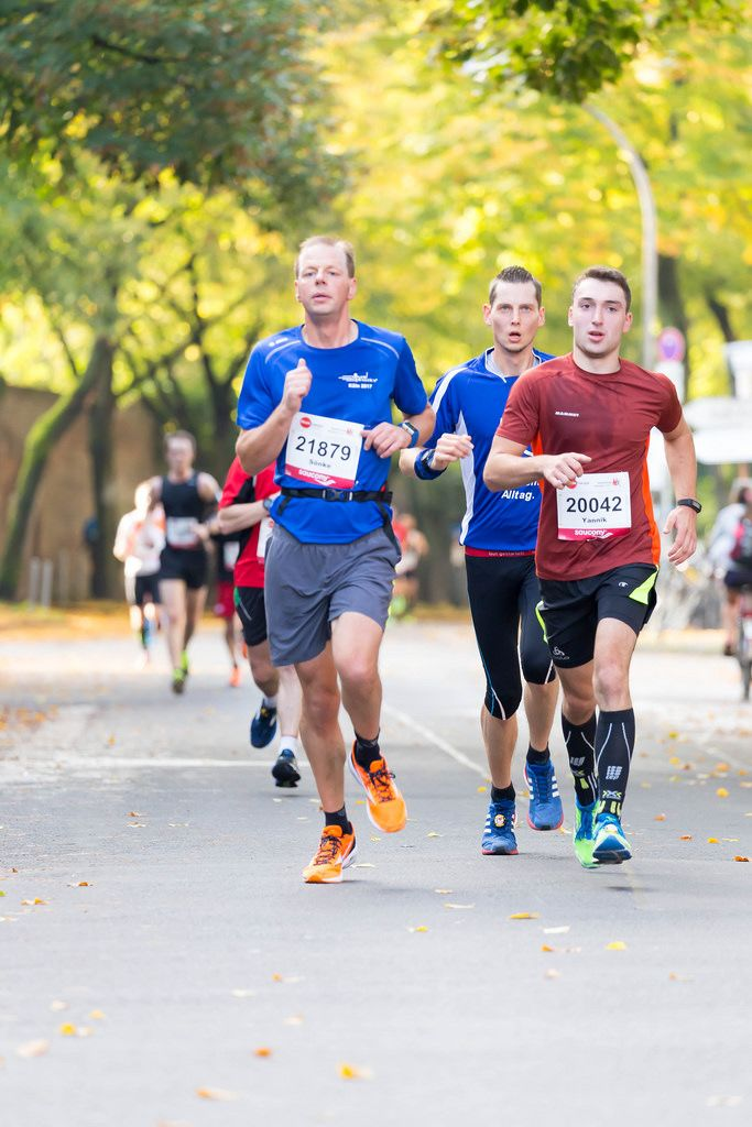 Schmale Sönke, Erz Yannik - Köln Marathon 2017