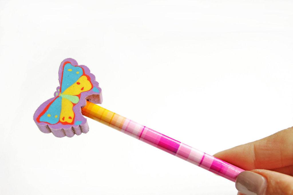 Schmetterling-Stift (engl. Butterfly Pencil)
