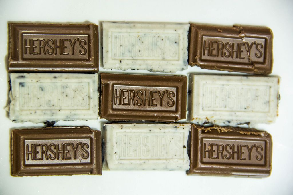 Schokolade von Hershey's