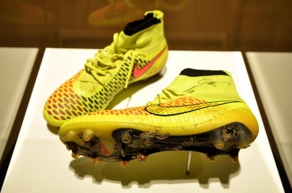 Schuhe von Mario Götze aus dem WM-Finale