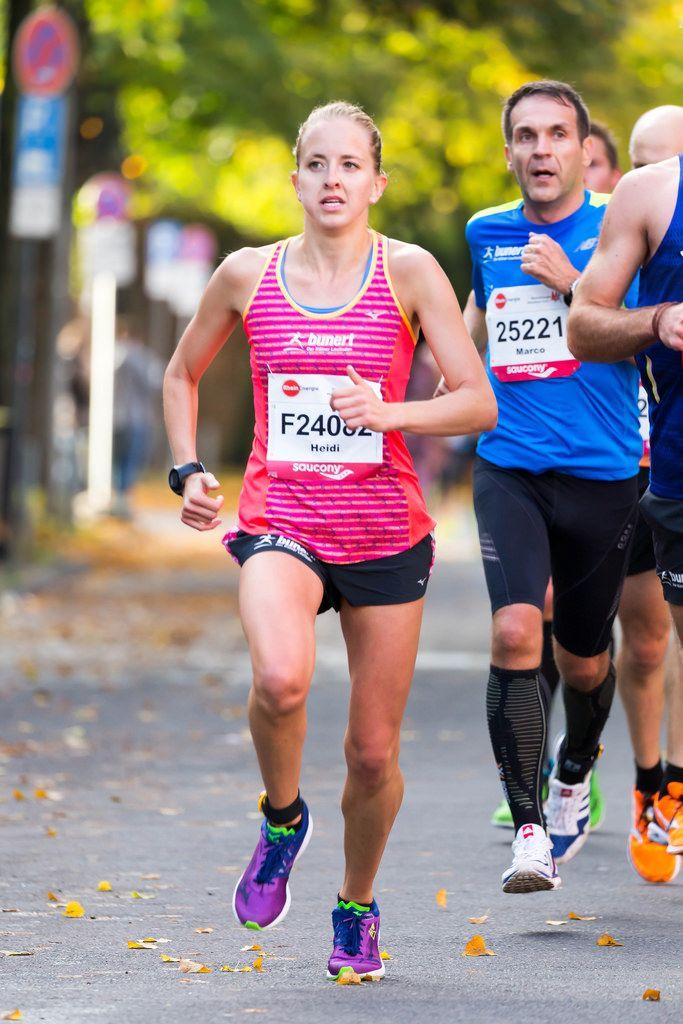 Schwartz Heidi, Schneider Marco - Köln Marathon 2017