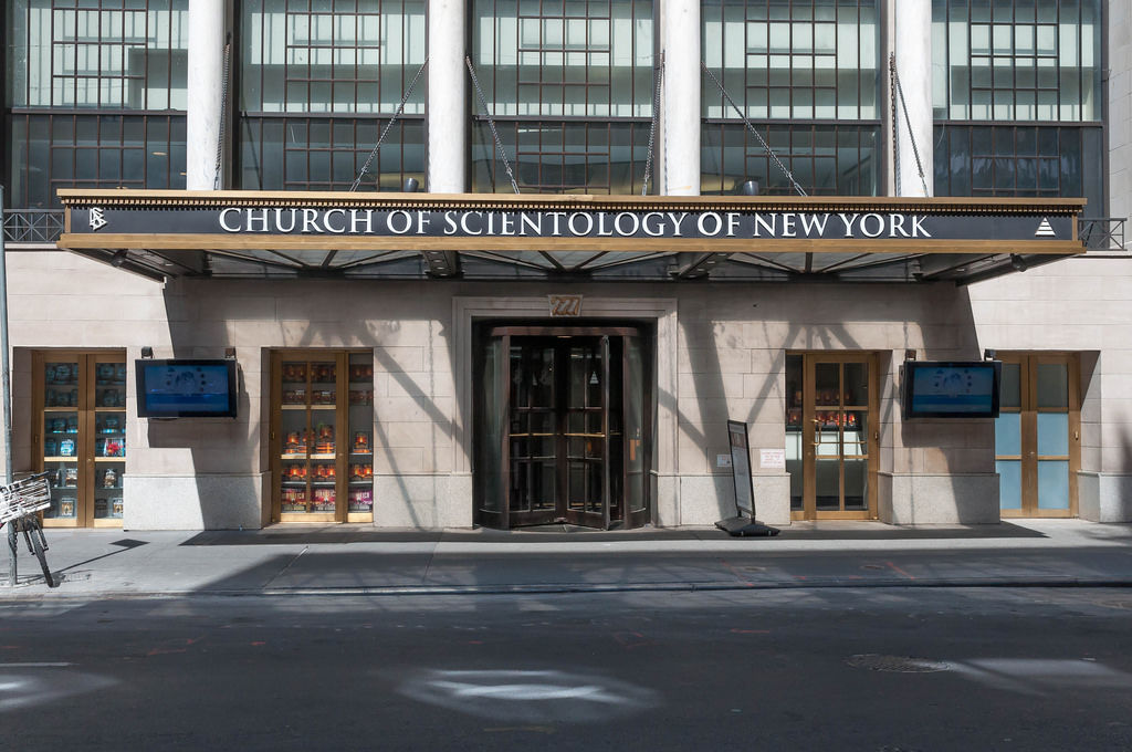 Scientology in New York