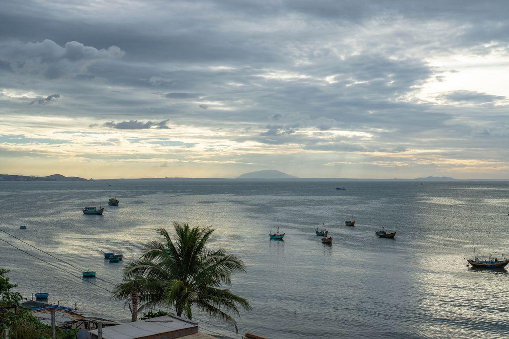 Sea Viewpoint at Sunset in Mui Ne, Vietnam (Flip 2019) (Flip 2019) Flip 2019
