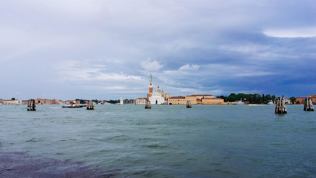 Seafront of Venice