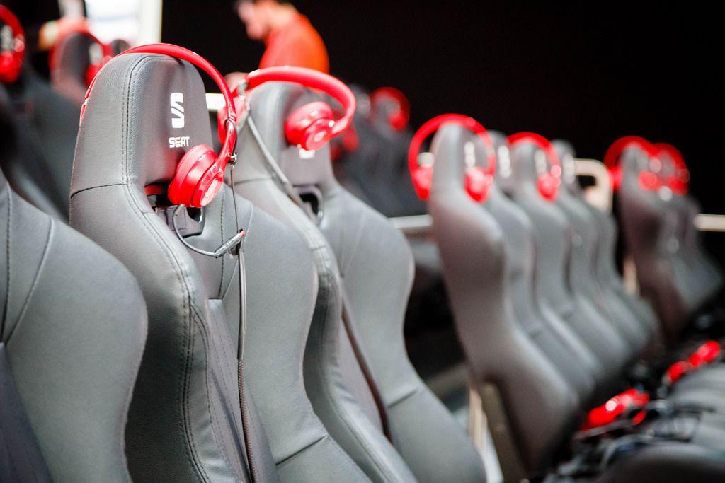 Seat bietet die Möglichkeit VR-Brille auszuprobieren