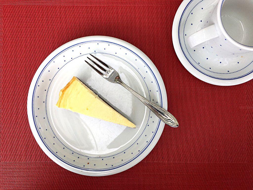 Selfmade Cheese Cake