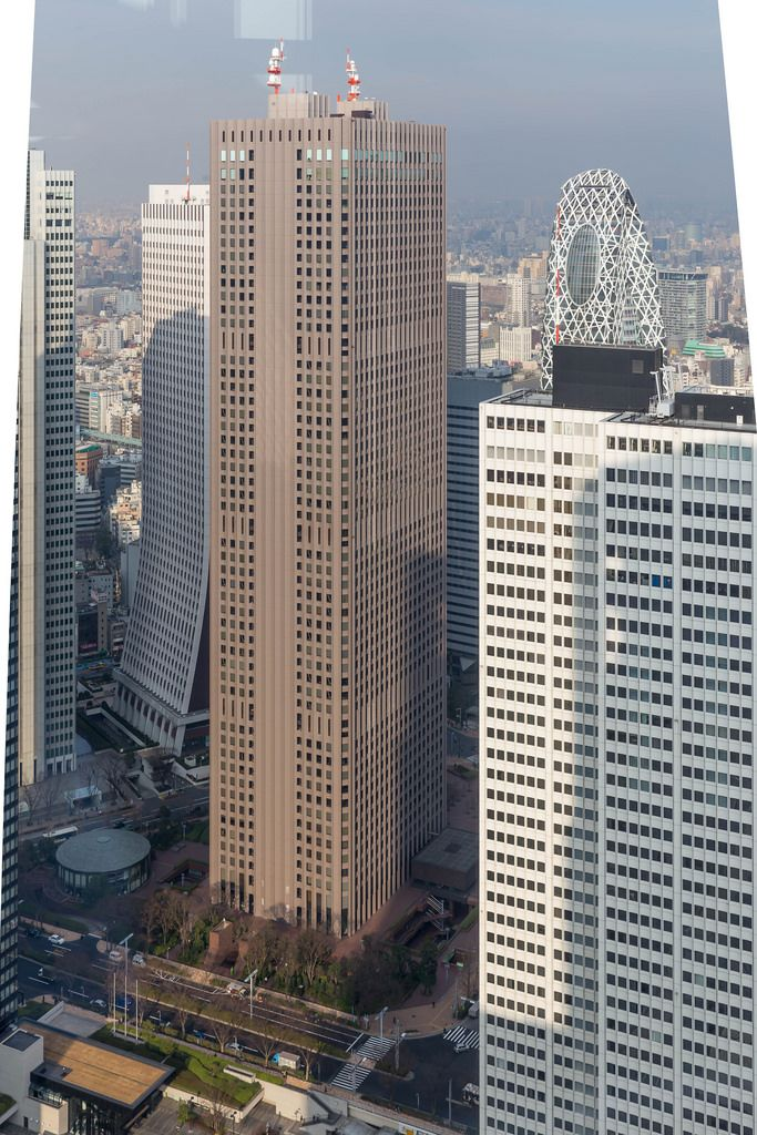 Shinjuku Center Bldg.