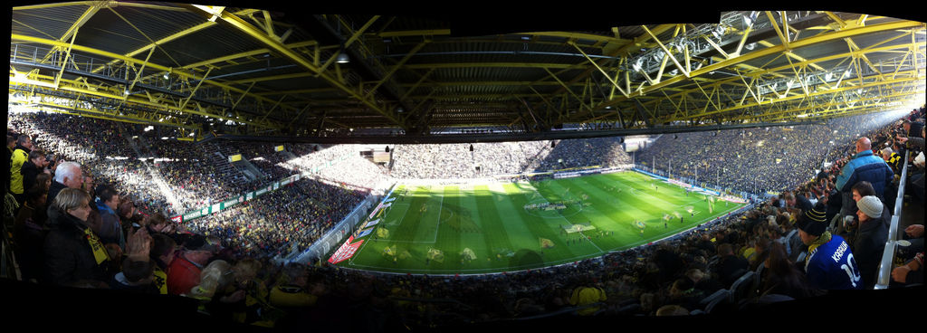 Signal Iduna Park in Dortmund