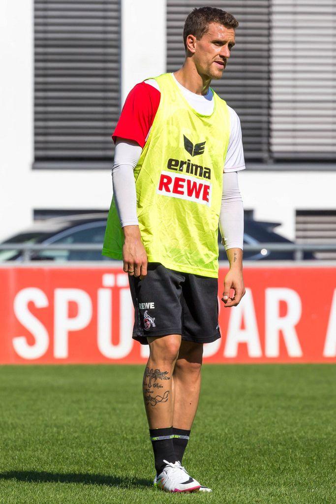 Simon Zoller beim Training - 1. FC Köln