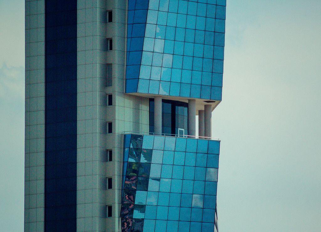 Skyscraper in Sarajevo
