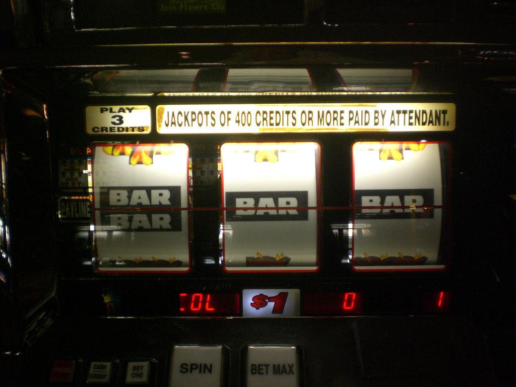 Slot Machine Las Vegas