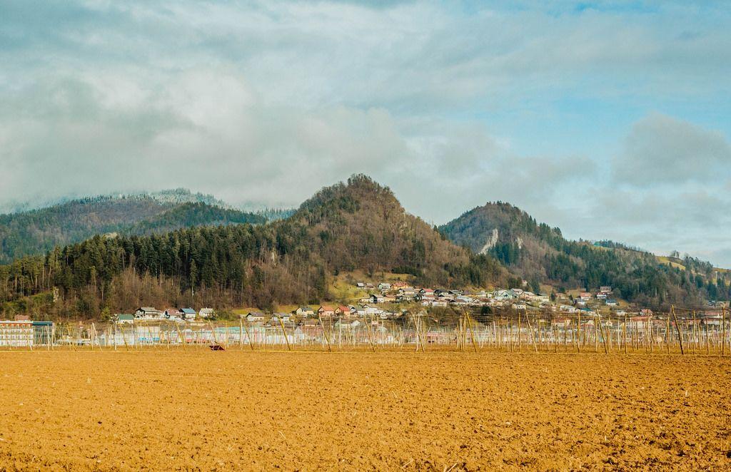 Small town in Slovenia