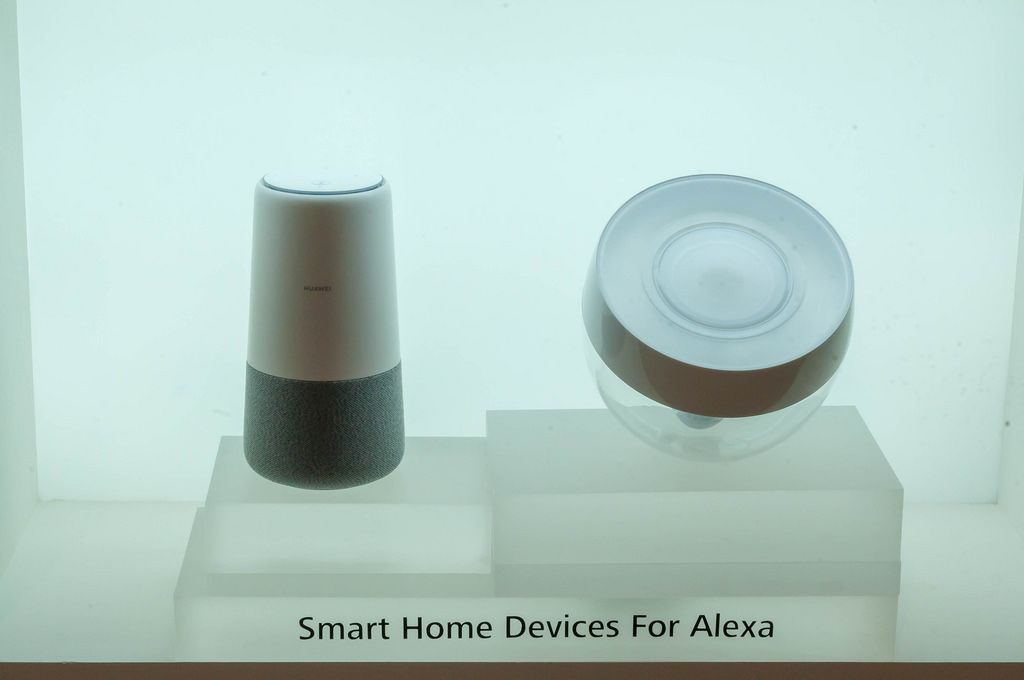 Smart Home Devices für Alexa von Huawei