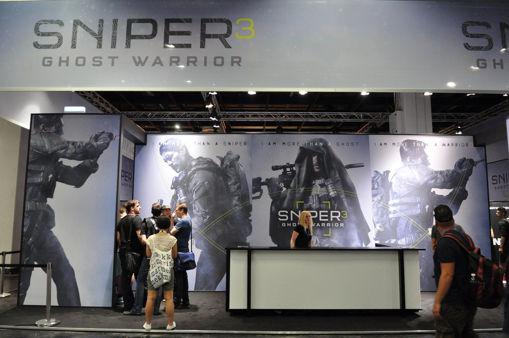 Sniper3: Ghost Warrior