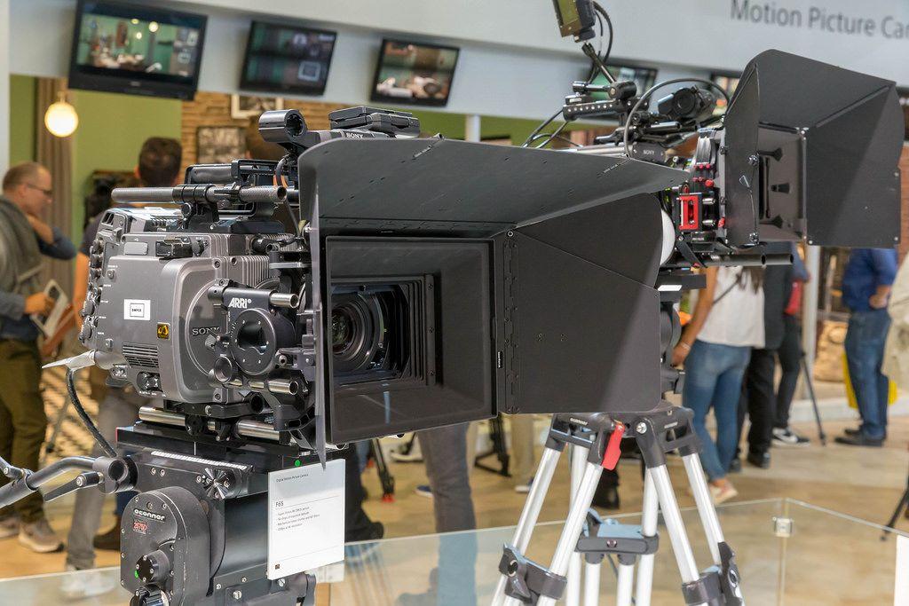 Sony Digital Motion Picture Camera an der Photokina in Köln