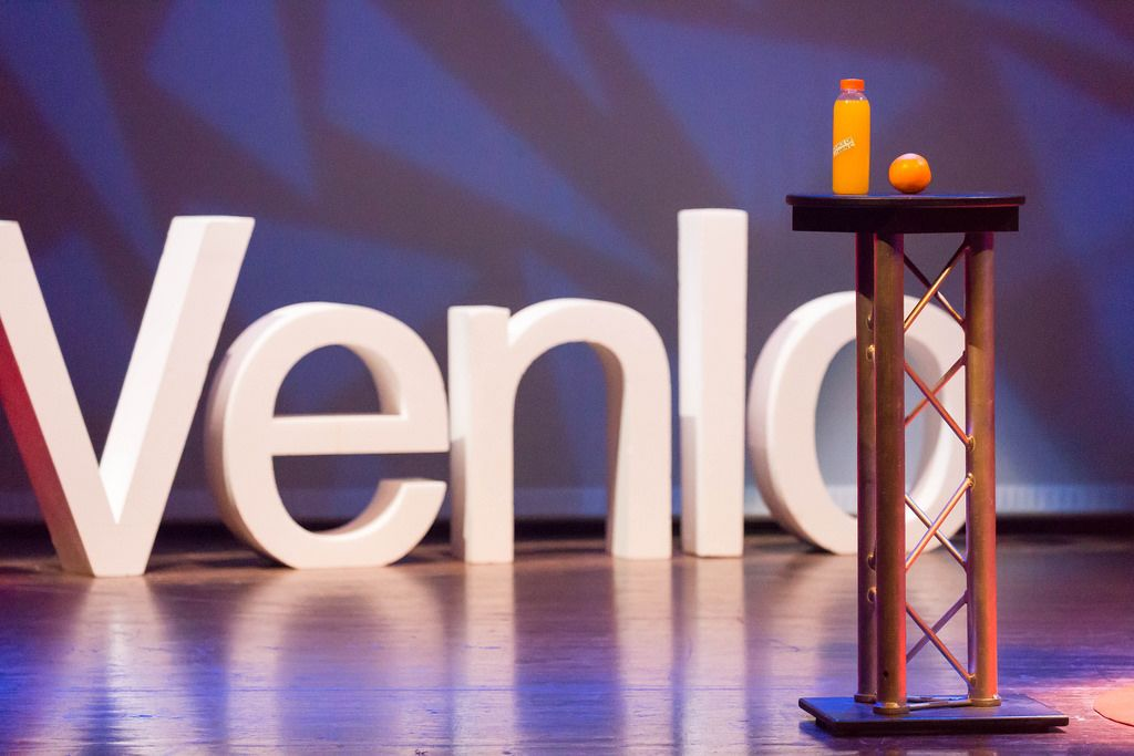 Source of Vitamin C - TEDxVenlo 2017