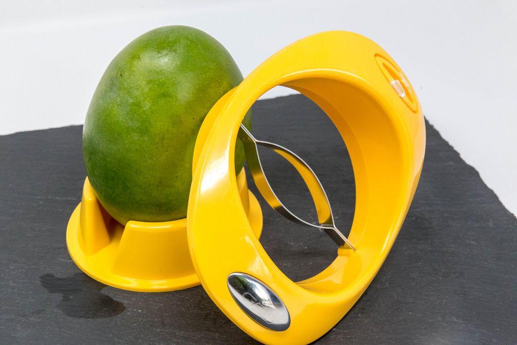 Spezielles Entkern Utensil für Mangos