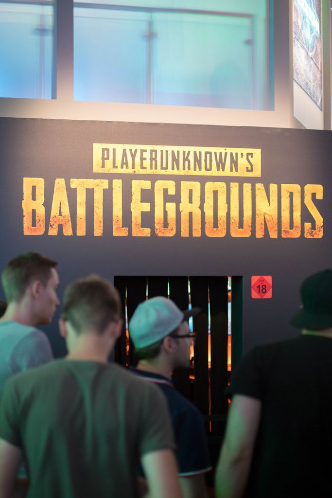 Stand von Playerunknown's Battleground